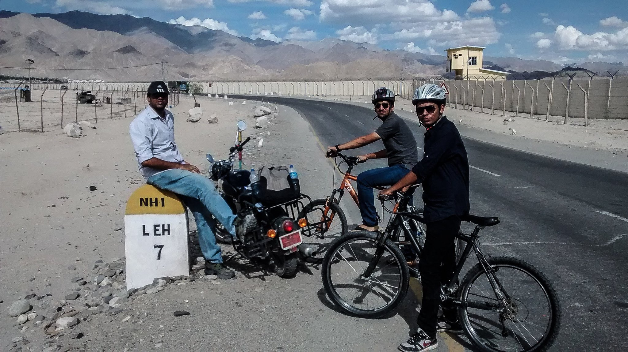 bicycleride@Leh