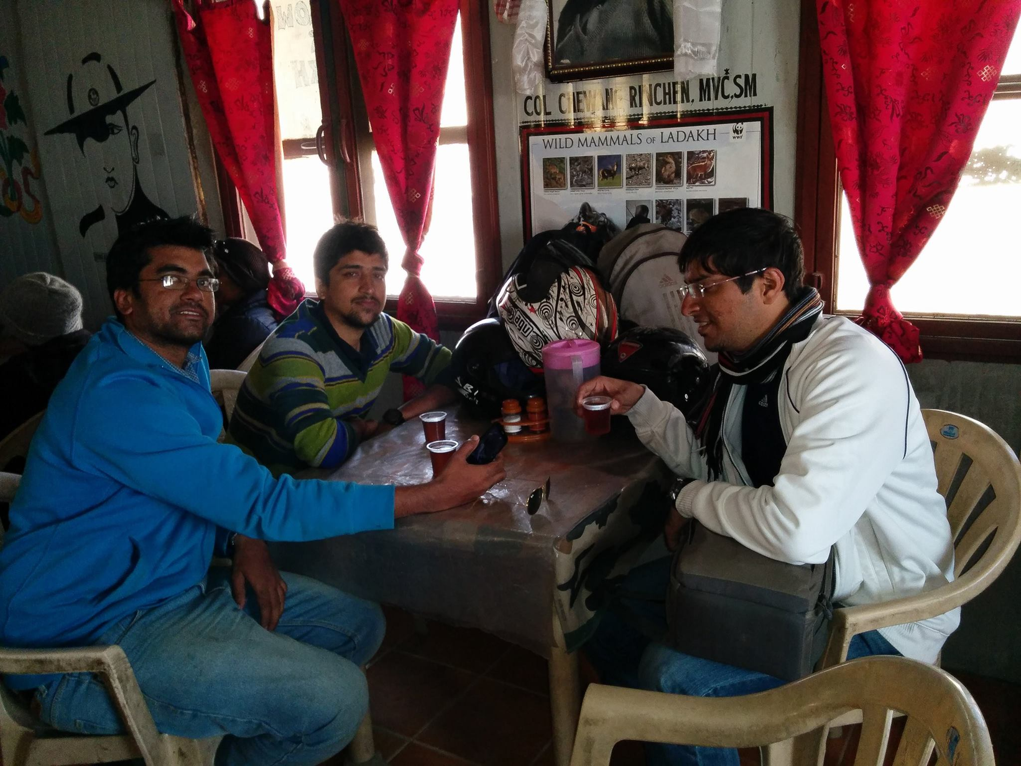 Khardungla Top Restaurant